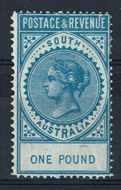 British Commonwealth Stamp Aust South Aust SG 199a LMM