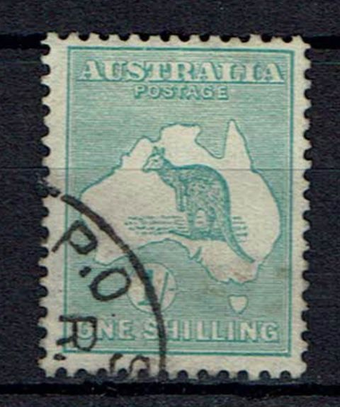 British Commonwealth Stamp Australia SG 40ba FU18092017