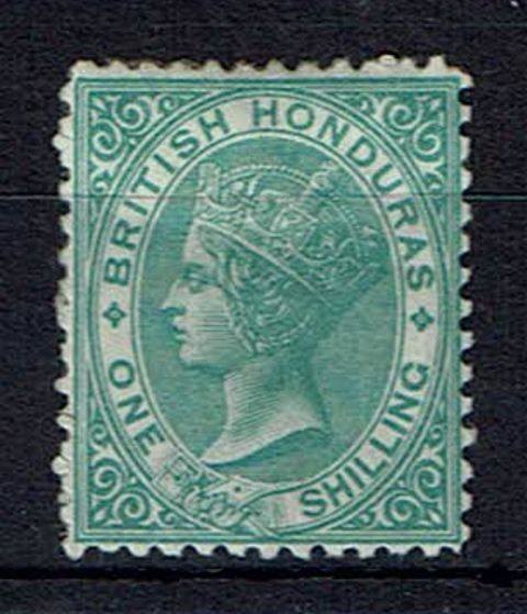 British Commonwealth Stamp B%20Honduras%20SG%2010a%20MM%2Ejpg
