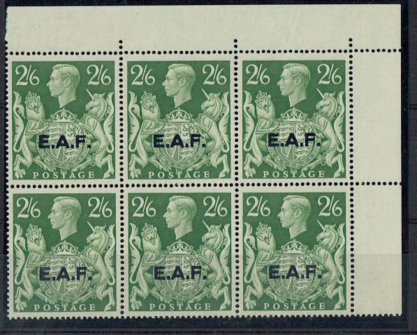 British Commonwealth Stamp BOFIC%20S9%20UMM%20block%20of%206%2Ejpg