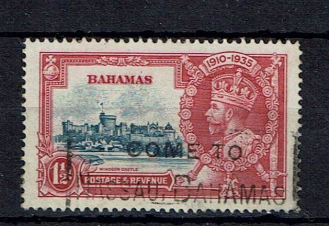 British Commonwealth Stamp Bahamas%20SG%20141h%20FU%2Ejpg
