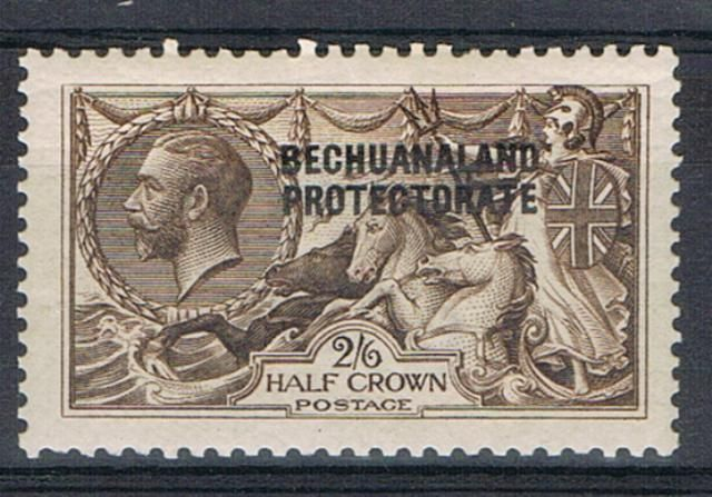 British Commonwealth Stamp Bech%20Prot%20SG%2083%20LMM%2Ejpg