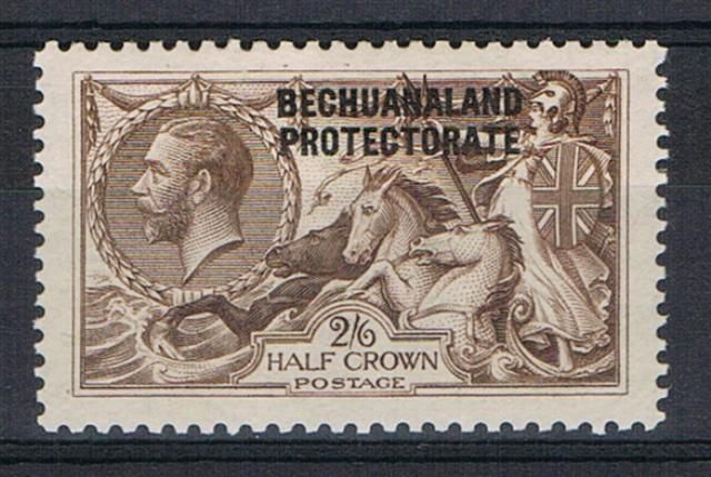 British Commonwealth Stamp Bech%20Prot%20SG%2088%20LMM%2Ejpg