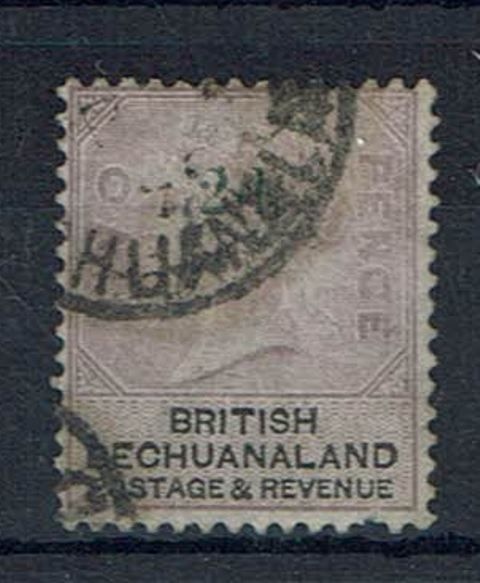 British Commonwealth Stamp Bech%20SG%2023c%20FU%2Ejpg