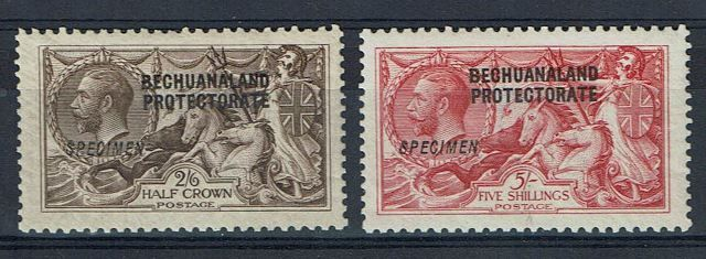 British Commonwealth Stamp Bech%20SG%2083s%2D4s%20LMM%2Ejpg