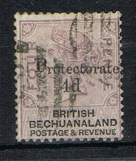 British Commonwealth Stamp Bechuanaland SG 44 FU