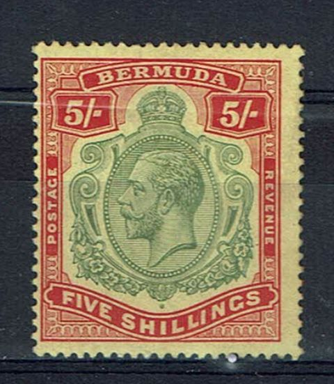 British Commonwealth Stamp Bermuda%20SG%2053c%20LMM%2Ejpg
