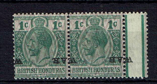 British Commonwealth Stamp Brit Hond SG 114a VLMM