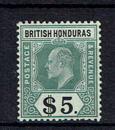 British Commonwealth Stamp Brit Hond SG 93 UMM