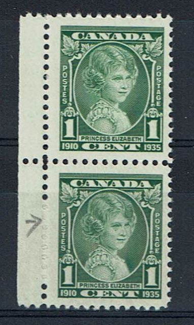 British Commonwealth Stamp Canada%20SG%20335%2D335a%20UMM%2Ejpg