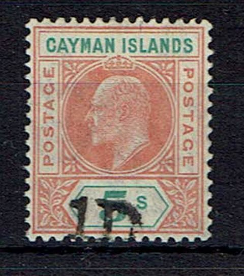 British Commonwealth Stamp Caymans%20SG%2019%20VLMM1%2Ejpg