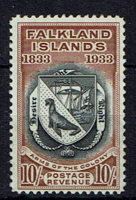 British Commonwealth Stamp Falk SG 137 VLMM