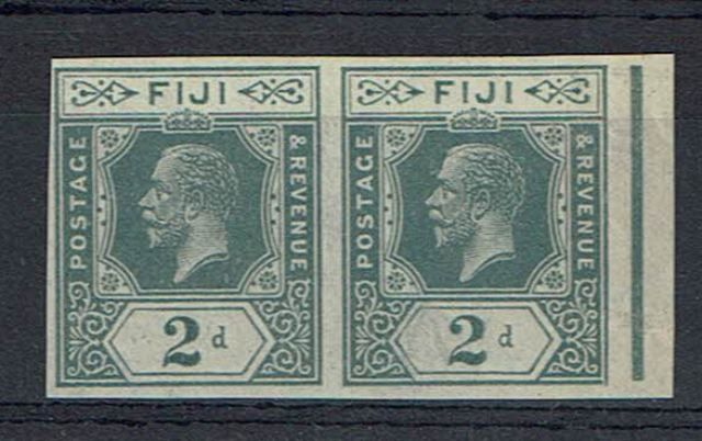 British Commonwealth Stamp Fiji SG 233 var UMM