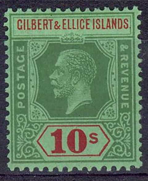 British Commonwealth Stamp GIL%20SG%2035%20MM%2EJPG