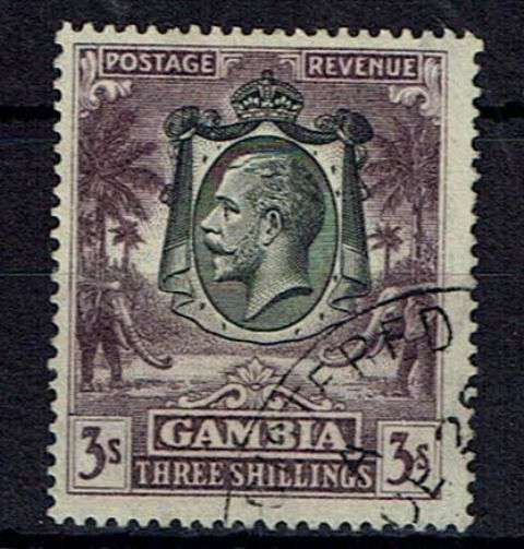 British Commonwealth Stamp Gambia%20SG%20139%20GFU%2Ejpg