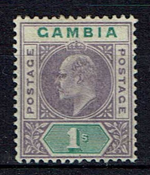 Gambia SG 52a