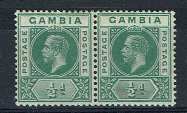 British Commonwealth Stamp Gambia%20SG%2086%2D86c%20VLMM%2Ejpg