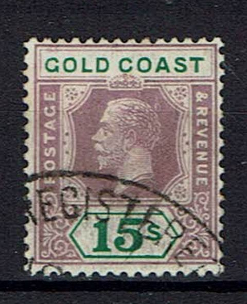 British Commonwealth Stamp Gold Coast SG 100a FU
