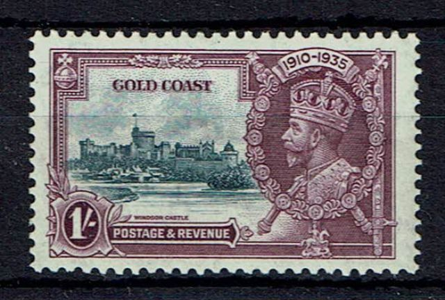 British Commonwealth Stamp Gold Coast SG 116b UMM