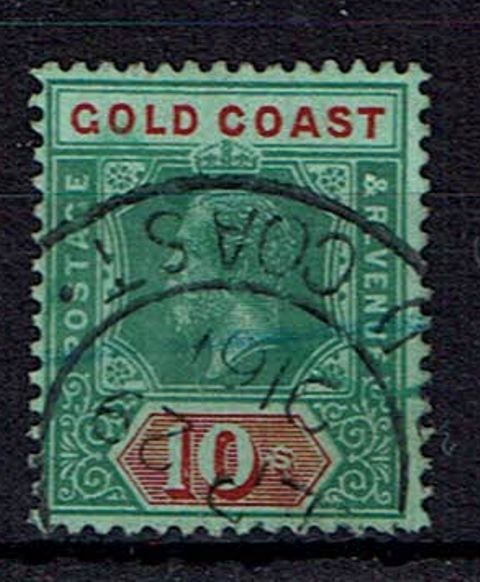 British Commonwealth Stamp Gold%20Coast%20SG%2083b%20FU%2Ejpg