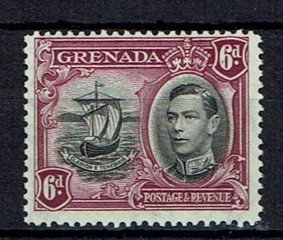 British Commonwealth Stamp Grenada SG 159b UMM25092017