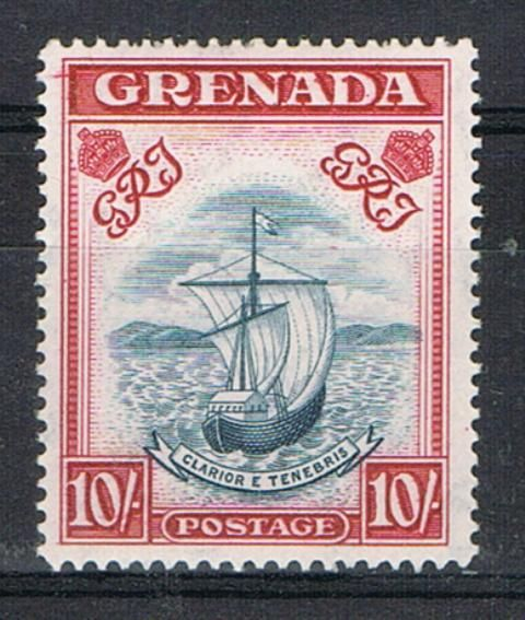 British Commonwealth Stamp Grenada%20SG163d%20LMM%2Ejpg