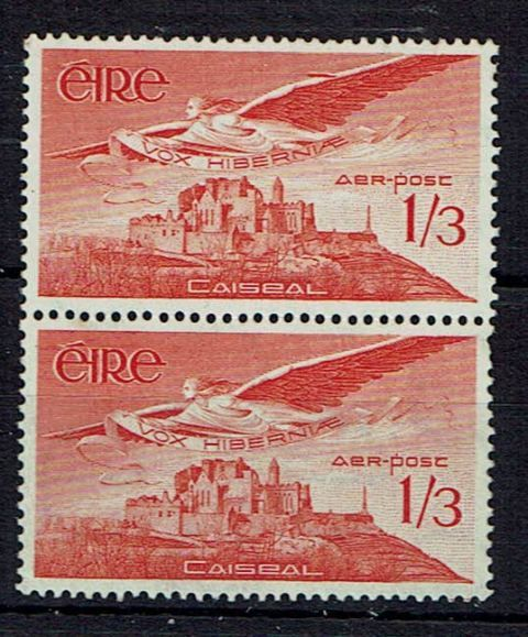 British Commonwealth Stamp Ireland SG 143a var UMM