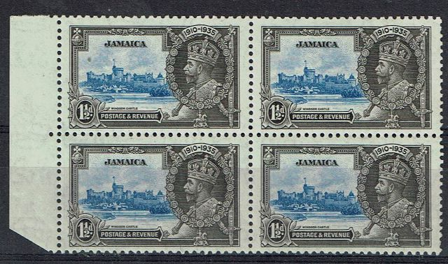 British Commonwealth Stamp Jamaica%20SG%20115%2D115b%20UMM%2Ejpg