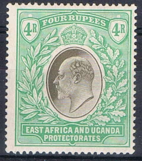 British Commonwealth Stamp KUT%20Protectorate%20%20SG29%20MM%2Ejpg