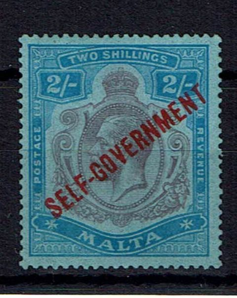 British Commonwealth Stamp Malta SG 120e  MM28092017