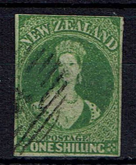 British Commonwealth Stamp New Zealand SG 45 FU