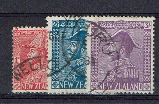British Commonwealth Stamp New%20Zealand%20SG%20468%2D70%20FU%2Ejpg