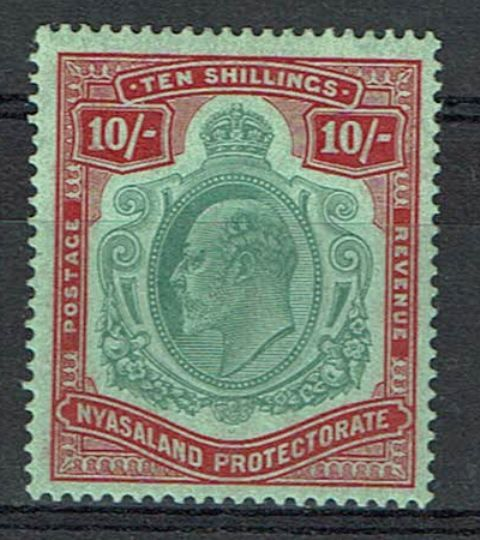 British Commonwealth Stamp Nyasaland%20SG%2080%20LMM%2Ejpg