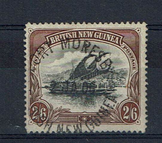 British Commonwealth Stamp Papua SG 16 FU1