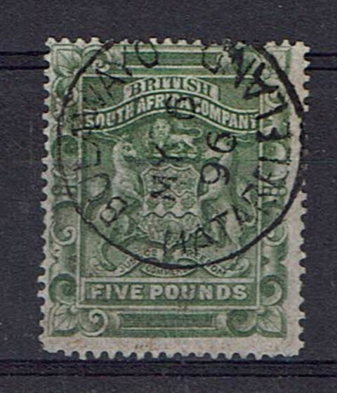 British Commonwealth Stamp Rhod SG 12 FU