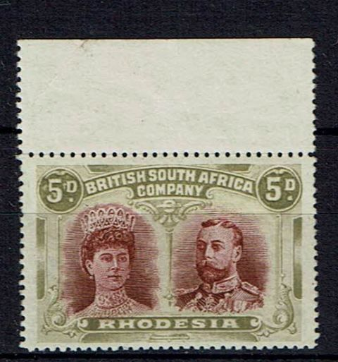 British Commonwealth Stamp Rhod SG 175 UMM
