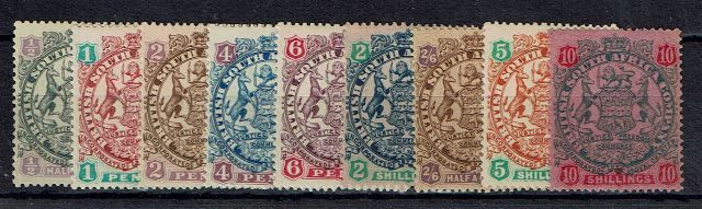 British Commonwealth Stamp Rhod%20SG%2041%2D50%20MM%2Ejpg