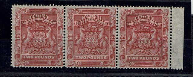 British Commonwealth Stamp Rhodesia SG 11 LMM29092017