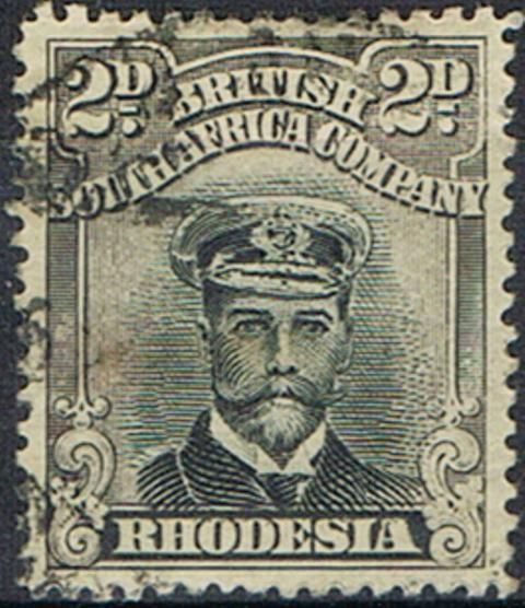 British Commonwealth Stamp Rhodesia SG 279c FU