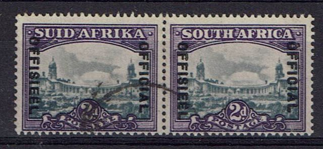 British Commonwealth Stamp S Africa SG o36a FU