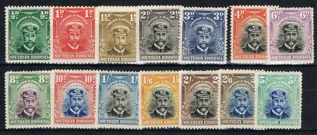 British Commonwealth Stamp S%20Rhod%20SG%201%2D14%20LMM%2Ejpg