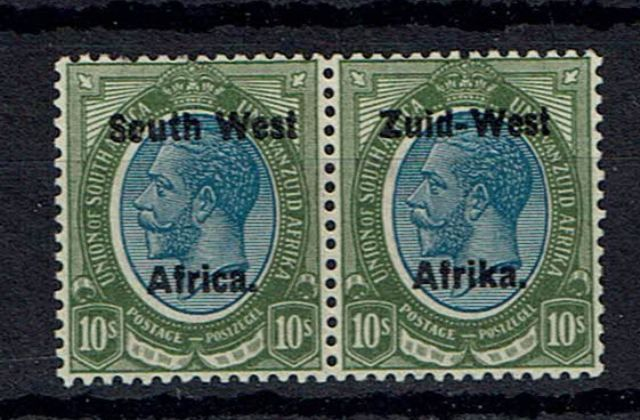 British Commonwealth Stamp SWA SG 14LMM1