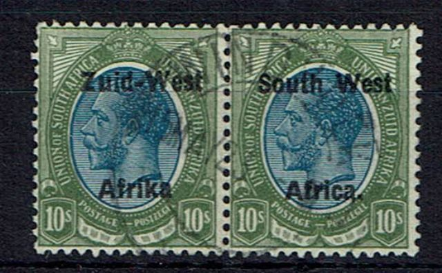 British Commonwealth Stamp SWA SG 14a FU
