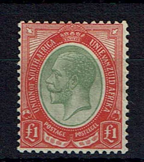 British Commonwealth Stamp South Africa SG 17a VLMM16102017
