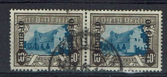 British Commonwealth Stamp South Africa SG o29 FU16102017