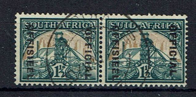 British Commonwealth Stamp South Africa SG o33a FU16102017