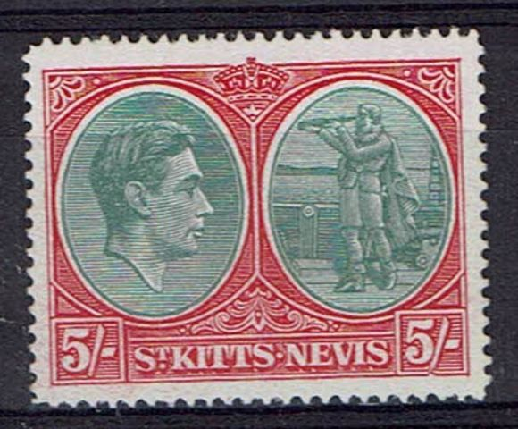 British Commonwealth Stamp St%20Kitts%20Nevis%20SG%2077ba%20LMM%2Ejpg