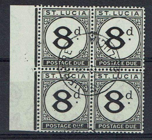 British Commonwealth Stamp St%20Lucia%20%20SG%20D6%20FU12102017%2Ejpg