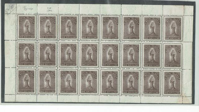 British Commonwealth Stamp Virgin%20Isl%20SG%2041%20block%20of%2024%2Ejpg